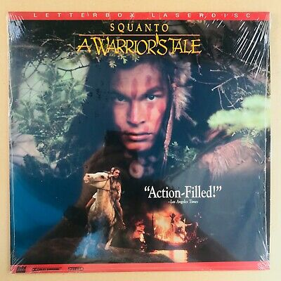 SQUANTO: A WARRIOR'S TALE (Laser Disc)