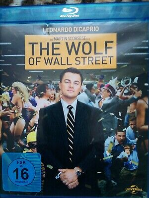 Blu-ray The Wolf Of Wall Street
