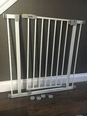 Hauck baby safety gate / pet gate white Nottingham