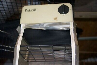 Paterson 2600 Heated Film Drying Cabinet