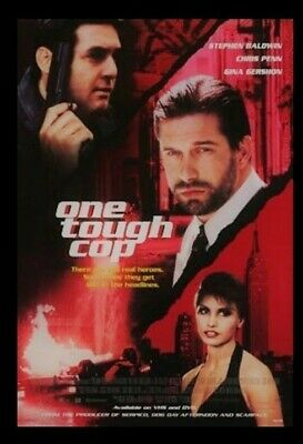 One Tough Cop (VHS) -BRAND New & STILL Sealed! VERY RARE-OUT OF PRINT! +DVD