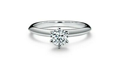The Tiffany Engagement Ring .53 ct