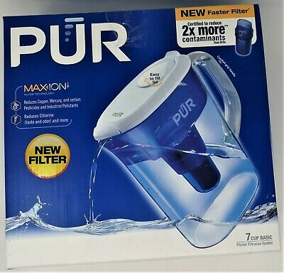 PUR Maxion Filter Pitcher