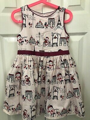 Girls Pretty Dress from Marks & Spencer - Age 5-6