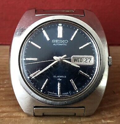 Vintage Seiko Automatic 19 Jewel 1972 -  7006-7090