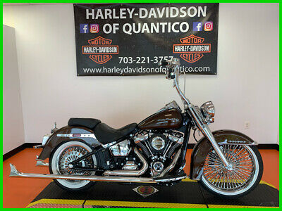 2019 Harley-Davidson Softail Deluxe 2019 Harley-Davidson Softail Deluxe Used