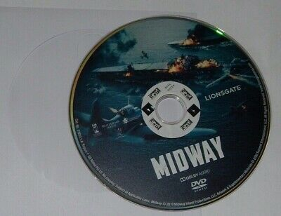 Midway DVD EX-RENTAL NO ARTWORK OR CASE