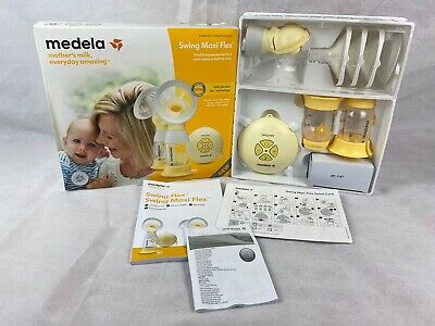 Medela Swing Maxi Flex Double Electric Breast Pump RRP £249 Flex Technology