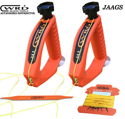 WRD-A3 Anchor Cup With Concave Rub &  WRD H1B Fiber Line Hand Puller Set