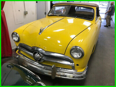 1949 Ford Convertible  1949 Ford Convertible