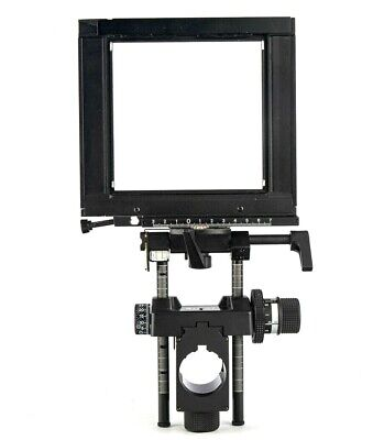 SINAR F2 XL REAR STANDARD with 4x5 FRAME  mint: as clean as you will ever find