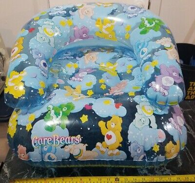 Care bear blow up chair