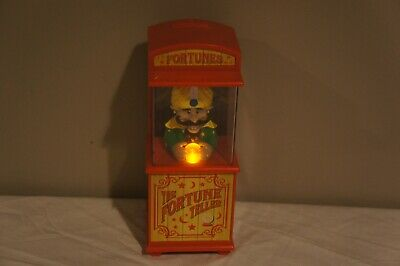 Fortune Teller Coin Bank Boardwalk Banks Summit Industries   Tested and Works