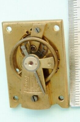 clock maker french clock platform escapement with swinging balance horologist sp