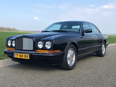 Bentley Continental GT Turbo R Coupe Mulliner Park Ward 1995