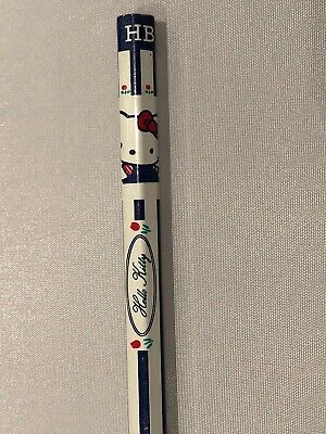 "Vintage Sanrio Hello Kitty Pencil 1976, 1991 ""Just For you"""