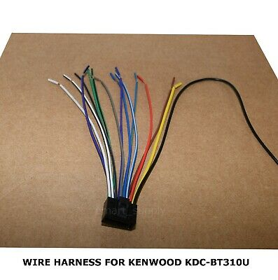 Kenwood Kdc Bt310U Wiring Diagram from www.picclickimg.com