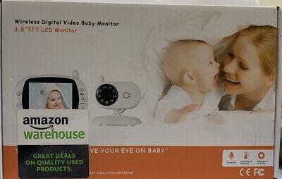 Wireless digital video baby monitor- Used, Good Condition