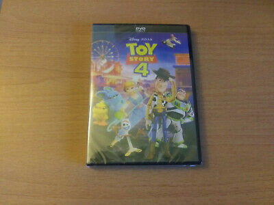 Toy Story 4 (DVD, 2019).