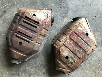 scrap catalytic converter off of a 1997 Ford Explorer