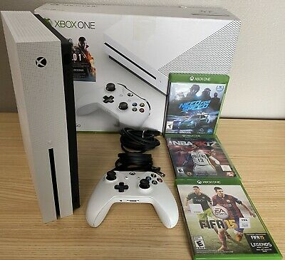 Xbox One S 500GB Bundle with 3 Games