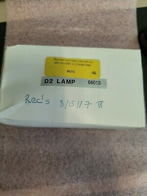 L-305 D2 DEUTERIUM LAMP Light Bulb Replacement