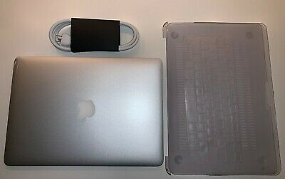 """Apple MacBook Air Early 2014 A1466 13.3"""" 1.4GHz Ci5-4260U with extras"""