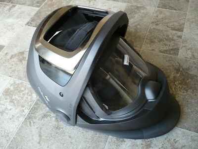 3M Speedglas 9100 FX Helmet w/ HeadBand, NO ADF Filter,  Speedglass
