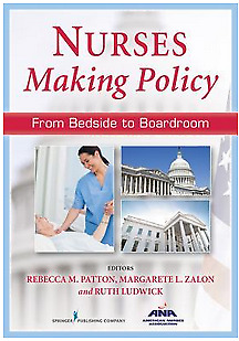 Nurses Making Policy: From Bedside to Boardroom  ✅ FDP ✅