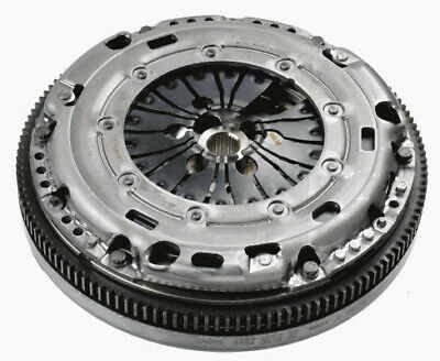 VW GOLF 1K 1.9D Dual Mass Flywheel DMF Kit with Clutch 03 to 09 Manual Sachs New