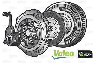 VW PASSAT 362 2.0D Dual Mass Flywheel DMF Kit with Clutch and CSC 10 to 11 Valeo