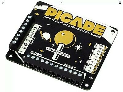 Pimoroni - PIM215 - Picade Hat For Raspberry Pi