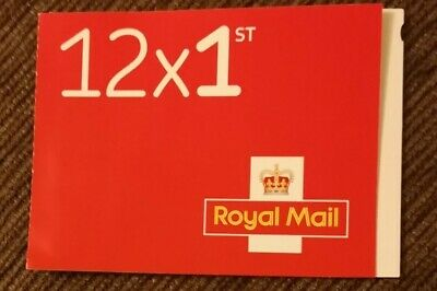 1st First Class Royal Mail Self Adhesive Stamps x12 1st Class Stamps