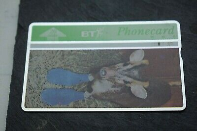 Phone Card Bt St Tiggywinkles Used