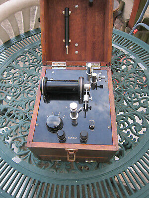 vintage electric shock medical therapy apparatus / equipment'.