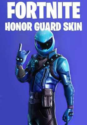 【Fortnite Honor Guard Skin  EPIC GAMES Key】【PC, PS4 & XBOX】*RAFFLE*