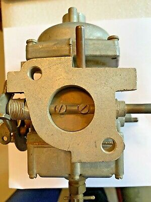 Nos Stromberg 125Cd Carburettor