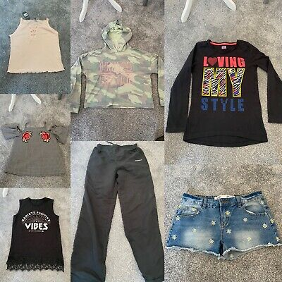 Girls Bundle Clothes Age 12-14 Years