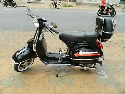 1980 Vespa VLX150 Fully Restored FREE SHIPPING with BUY IT NOW.