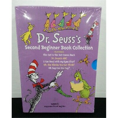 Dr. Seuss's Second Beginner Book Collection Hardcover Books