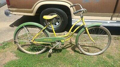 Vintage Ladies  Ross John Deere Bike