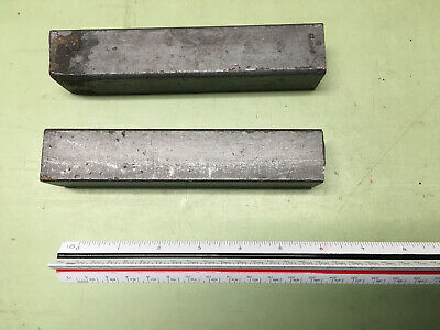 """1 1/4"""" Steel square bar stock (A36)"""