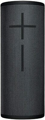 Ultimate Ears MEGABOOM 3 Wireless Bluetooth Speaker Waterproof - Night Black