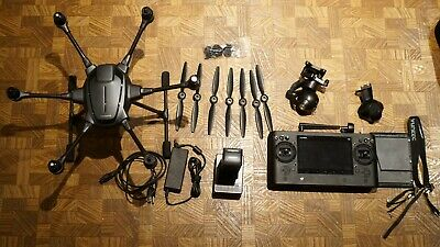 FOR PARTS ONLY OR TO FIX!!! Yuneec  typhoon h drone - Read description
