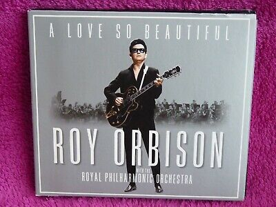 ROY ORBISON WITH THE PHILHARMONIC ORCHESTRA A LOVE SO BEAUTIFUL (Digipak CD 2017