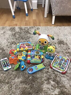 Vtech/fisher Price/little Tikes Toy Bundle
