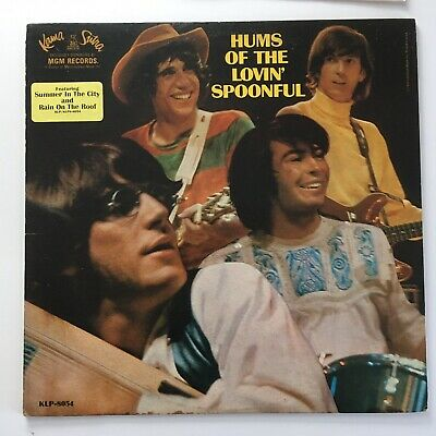 Lovin Spoonful – Hums Of The Lovin Spoonful LP Vinyl Record Mono Inner CLEAN