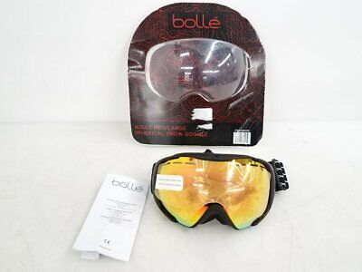 Bolle Adult Med/Large Spherical Snow Goggle