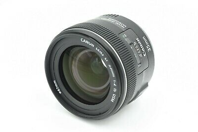Canon EF 35mm f/2 IS USM Wide-Angle Lens w/ Generic Lens Hood   #P0460