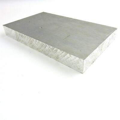 ".875"" thick  7/8  Aluminum 6061 PLATE  7.3125"" x 12.625"" Long  sku 137155*"